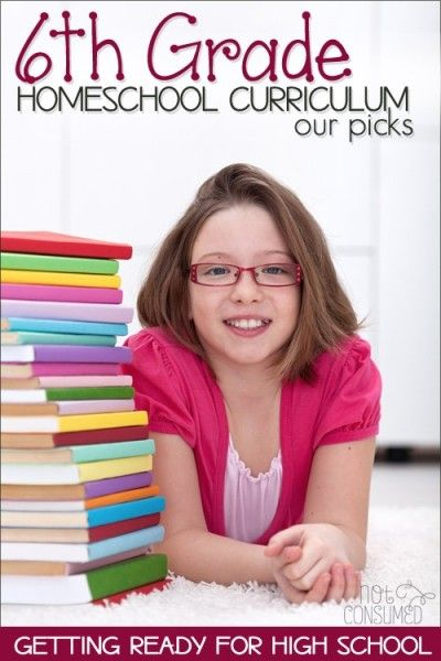 Our 6th grade homeschool curriculum is ambitious, independent, and tailored specifically for getting ready for high school. What do you think?