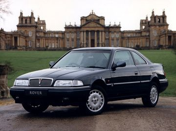 Rover 800 Coupe '1992–99