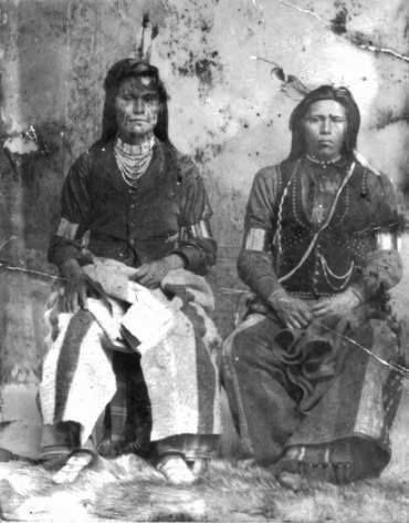Two Nez Perce men