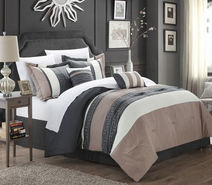 65 Best Chic Home Comforter Sets Images On Pinterest | Comforters .