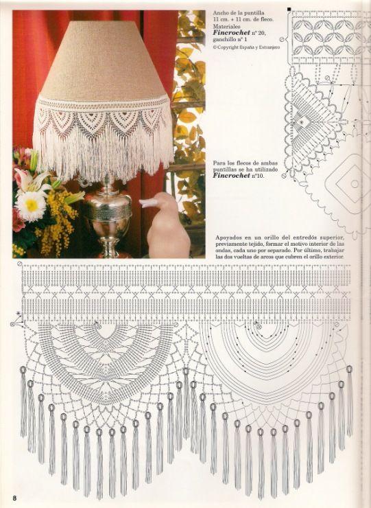 Gallery.ru / Фото #174 - Обвязка края крючком, кайма, тесьма, прошва, кружево - Malinka-Malinka