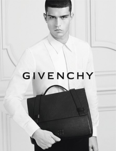 Emil Dostovic - Givenchy ad men-s-fashion