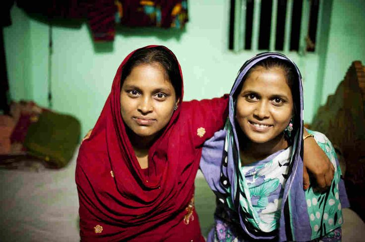 This is the story of how the garment industry is transforming life in Bangladesh, and the story of two sisters who made the Planet Money T-shirt.