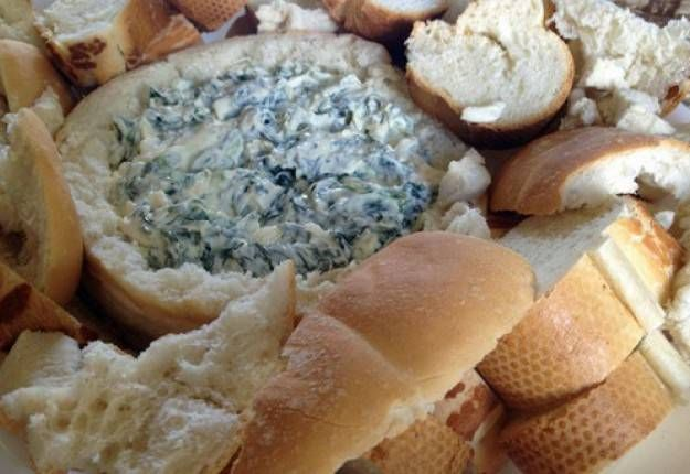 Spinach Cob Dip - Real Recipes from Mums