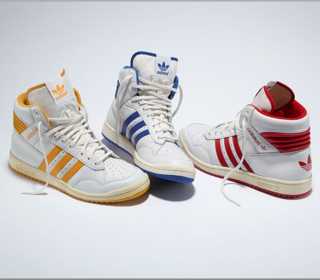 adidas Originals - Pro Conference Hi (Lipiec 2013)