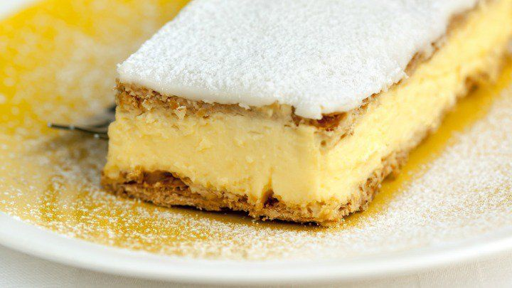 Vanilla slice is one of Australia's favourite sweet treats and with this clever recipe you can make it at home with minimal effort for maximum results.