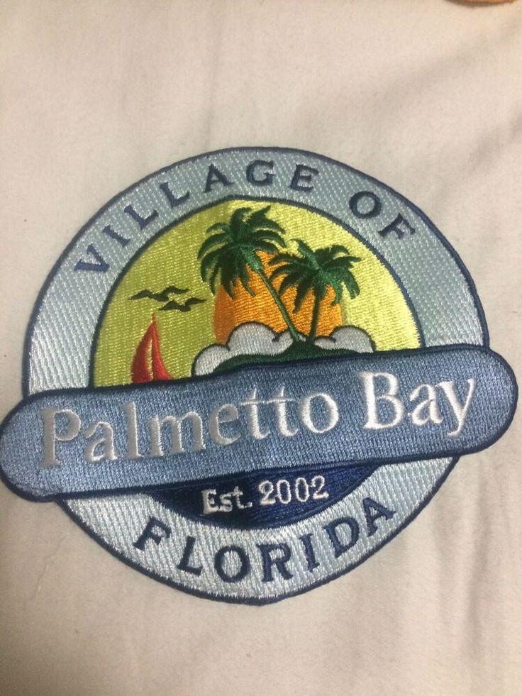 Florida police palmetto bay police fl police patch