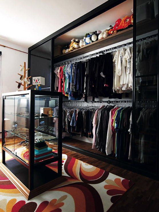 7 HDB walk-in wardrobes | Home & Decor Singapore