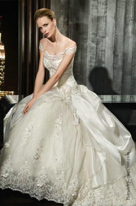vintage wedding dress 2013 7 Get a vintage wedding dress in 2013