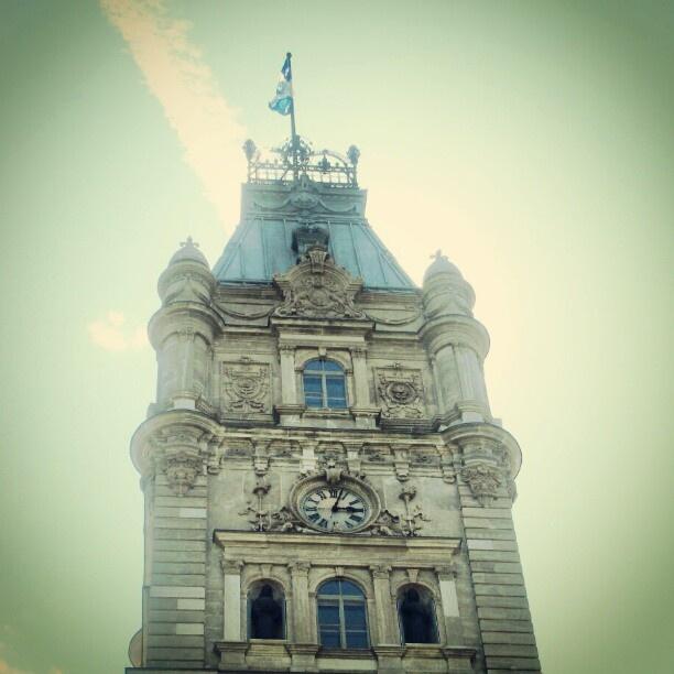 City Hall #travel #quebeccity #quebec #canada