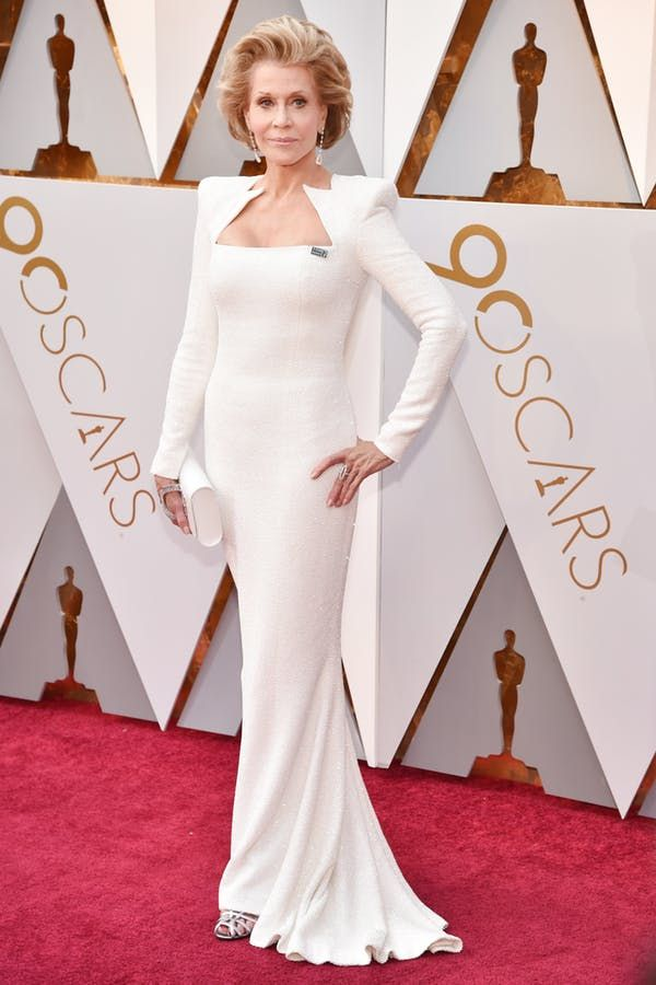 All the Best Red Carpet Looks from the 2018 Oscars #purewow #trends #celebrity style #fashion #news #red #celebrity #oscars