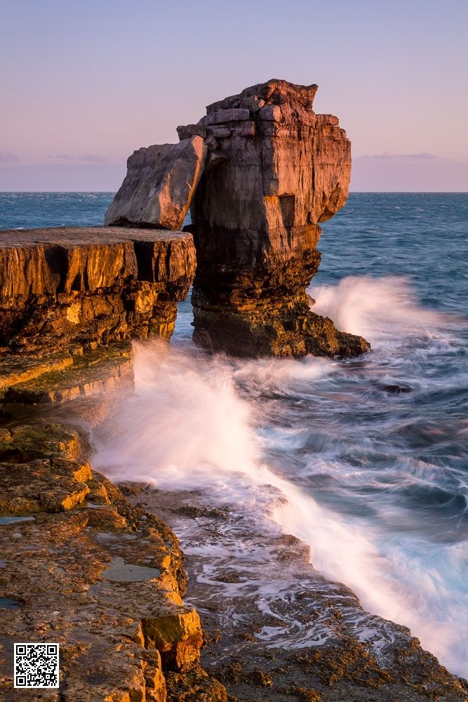 Pulpit Rumble by Paul Sutton ~Portland Bill**