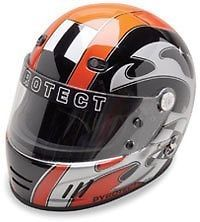 Pro Airflow SA2010 Series Tribal Graphic Full Face Motorcycle Helmet #PyrotectHelmets