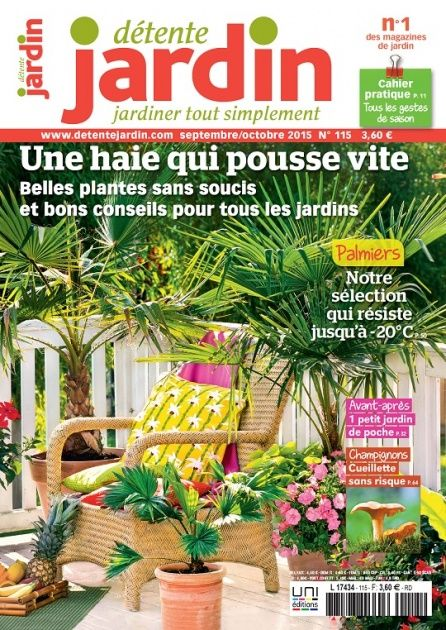 17 Best images about Détente Jardin : le magazine on ...