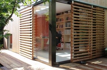 Container huis houses woning zeecontainer
