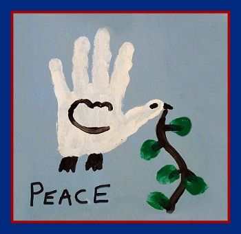 Unity Dove Martin Luther <b>King</b> Day Craft <b>for Kids</b>!