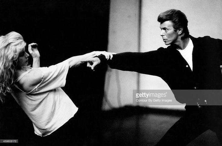 Louise Lecavalier David Bowie