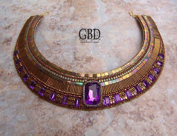 Клеопатра (Cleopatra) -- Guzel Bakeeva Designs
