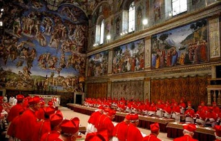 Electing a Pope (information & activities for students)