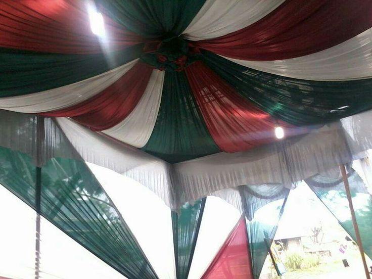 Plafon tenda,plafon dekor,plafon balon