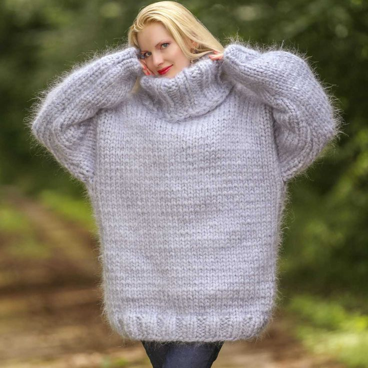 17 Best images about Extra thick and fuzzy mohair sweaters ...