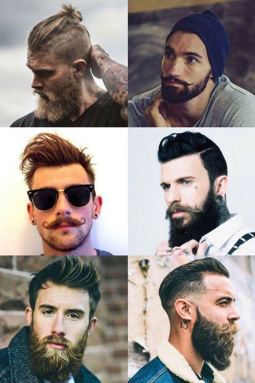 Hipster Beard Styles