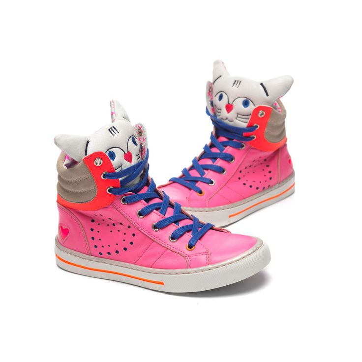 Mim-Pi 'cat sneakers'   Olliewood Online Kinderkleding en Babykleding