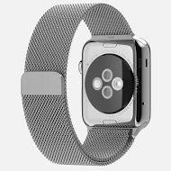 #Apple-#WATCH-42mm-Stainless-Steel-Milanese-Loop-Band-MJ3Y2LL-3