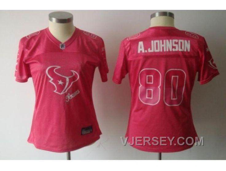 http://www.vjersey.com/women-nfl-houston-texans-80-ajohnson-pink2011-fem-fan-super-deals.html WOMEN NFL HOUSTON TEXANS #80 A.JOHNSON PINK[2011 FEM FAN] SUPER DEALS Only 17.62€ , Free Shipping!