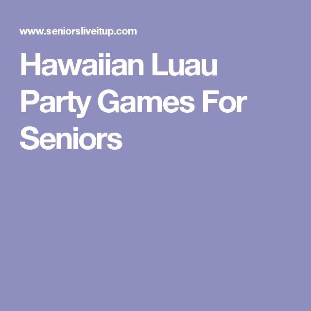 17 Best Ideas About Hawaiian Luau On Pinterest