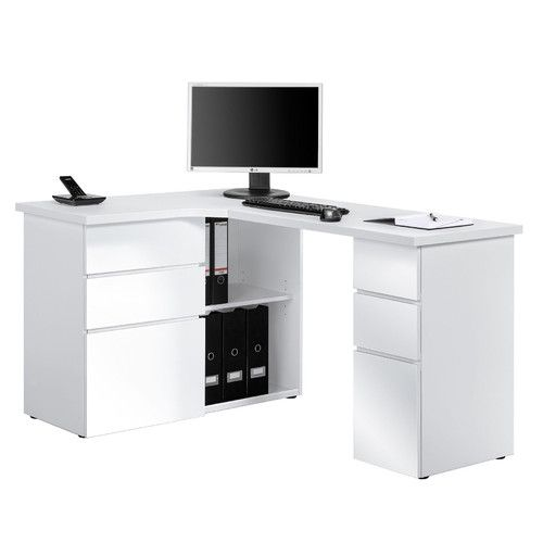 Modern Corner Desk top 25+ best corner computer desks ideas on pinterest | white