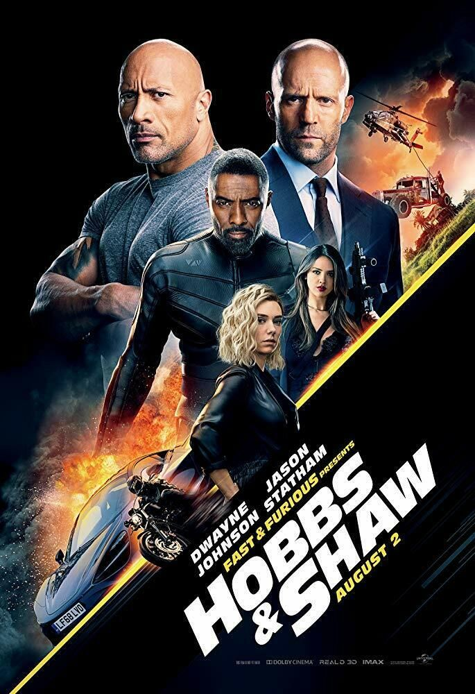 Watch Download Movie Action And Thriller Fast Furious Hobbs Shaw 2019 Movie Fast And Furious Fast And Furious Full Movies Online Free