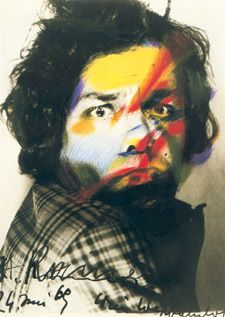 Arnulf Rainer | Flickr - Photo Sharing!