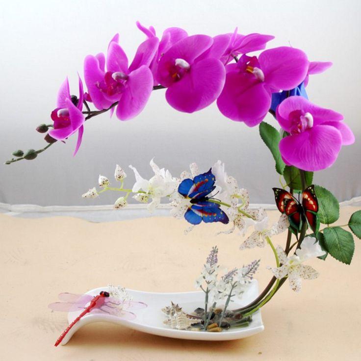 Доброе утро орхидеи картинки