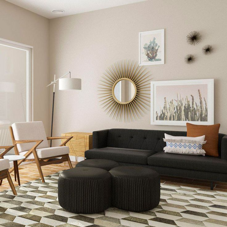Pouf, There It Is! 6 Ways To Use A Pouf In Your Home