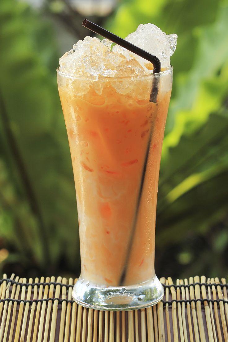 Thai Style Iced Tea