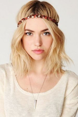 Best Boho Hairstyles Images On Pinterest Long Hair Hairstyle - Hairstyles for short hair fast