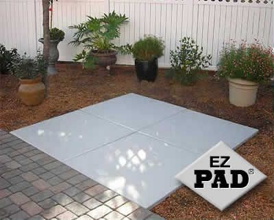 hot tub installation spa installation spa pad ez pad spa base shed installation…