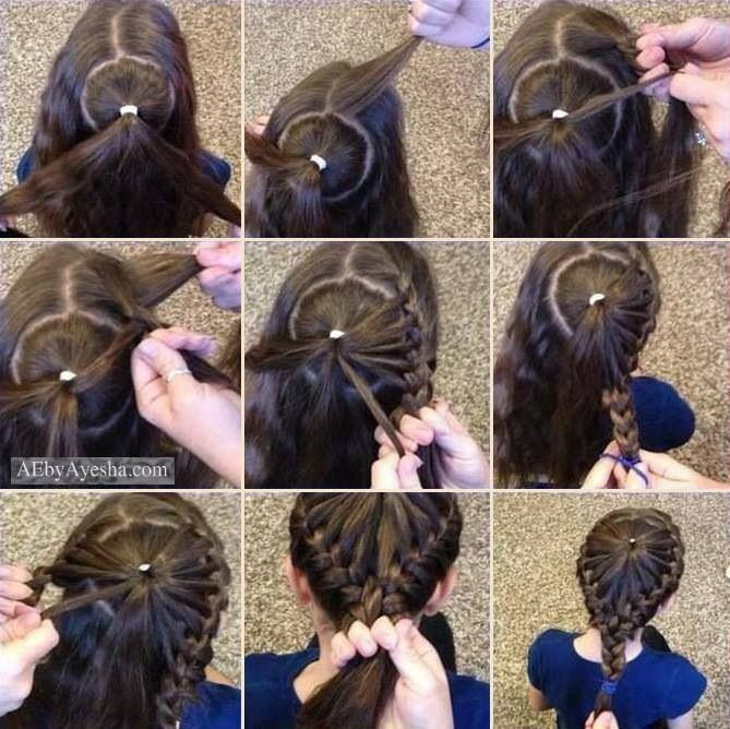 Hairstyle for ur girls