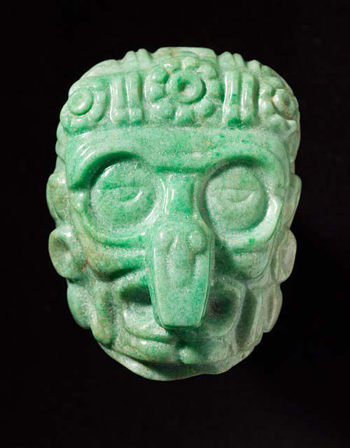 Pendant  Maya, 250-450 AD  The Los Angeles County Museum of Art