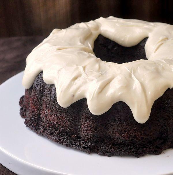 Chocolate Zucchini Cake X