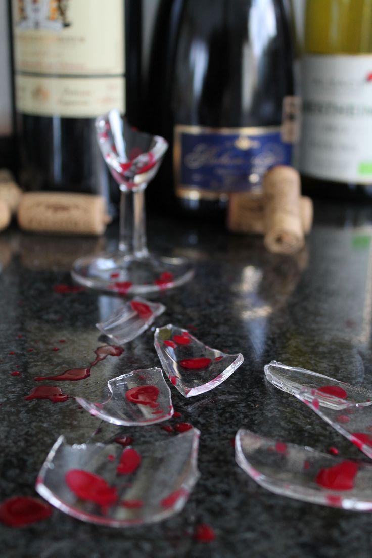 Concept shot Bleeding Glassware IMG_0460