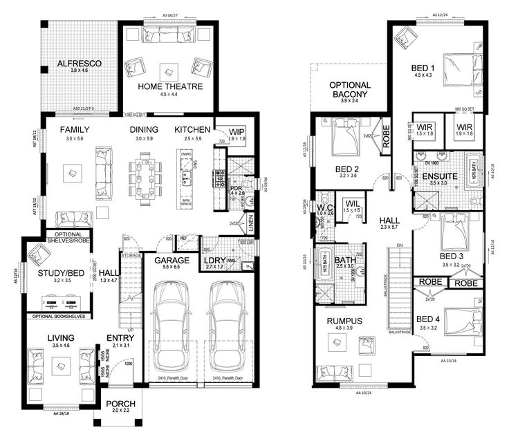 3583 Best HOUSE PLANS Images On Pinterest