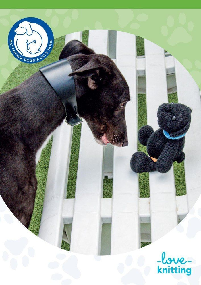 Knitting Patterns For Battersea Dogs Home