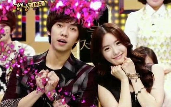 cool Lee Seung Gi and Yoona are a couple