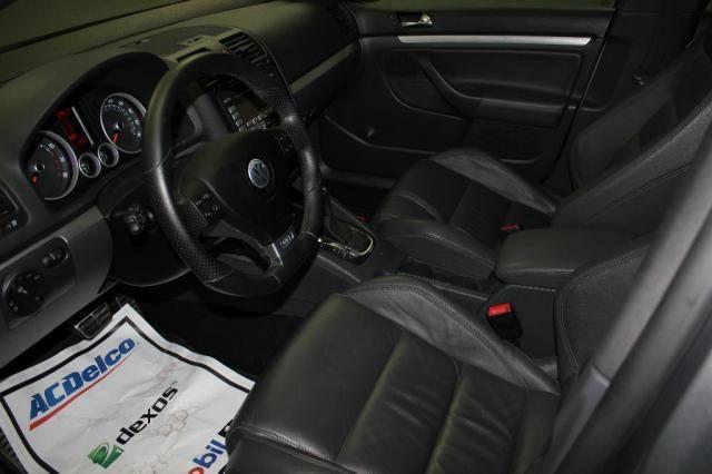 Sharp interior in a 2009 Volkswagen GTI Baum Chevy, Clinton, Illinois