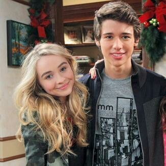 Sabrina Carpenter and Uriah Shelton