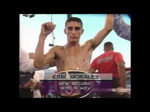 Erik Morales on Unimas Solo Boxeo | Now on Friday!
