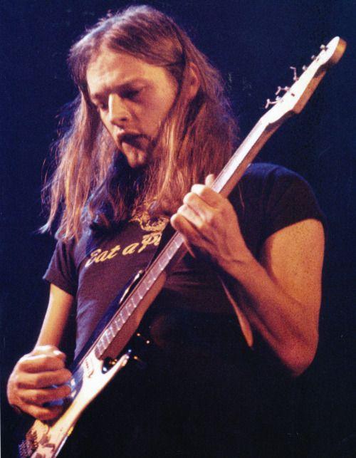 David Gilmour and Pink Floyd Robert Wyatt Benefit concert Rainbow Theatre Nov 1973