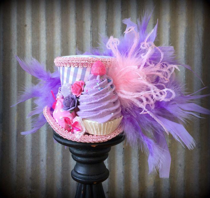 Mejores 298 imágenes de Top Hats!! en Pinterest | Mini sombreros de ...
